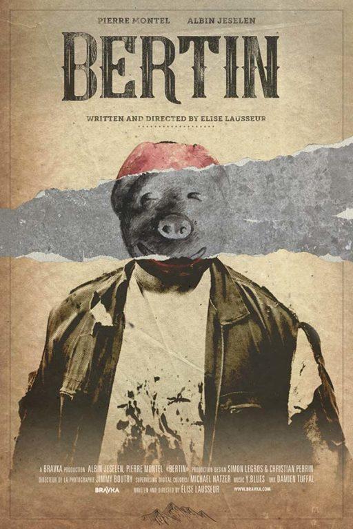 BERTIN - short film of a rubbery